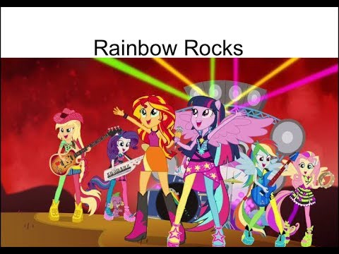 Blind Reaction: Rainbow Rocks