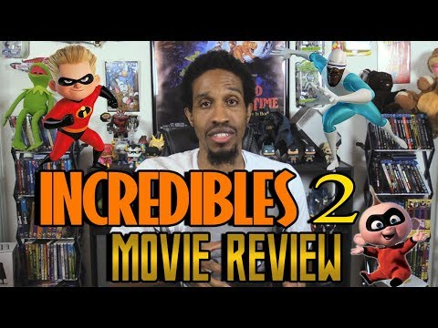 Incredibles 2....Movie Review