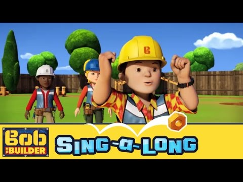 "Bob the Builder: ""Can We Fix It? Yes we Can!"" // Music Video Sing-a-long"