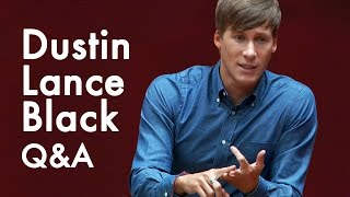 on the lgbt rights movement after marriage equality   dustin lance black