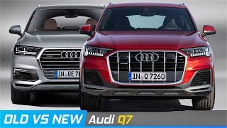 Old Vs New Audi Q7 | See The Differences | Aircar