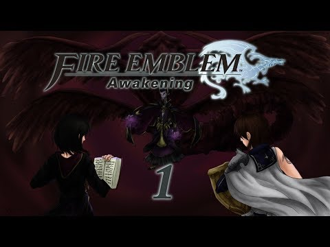 Let's Play Fire Emblem: Awakening [German] - #1 - Wer bin ic