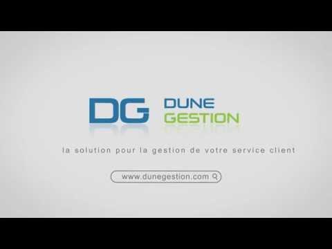 Dune Gestion CRM / ERP : Présentation