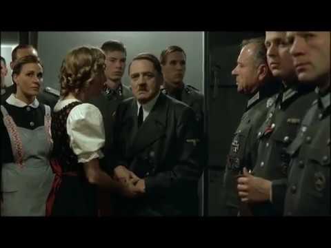 Hitler a des problèmes sexuel