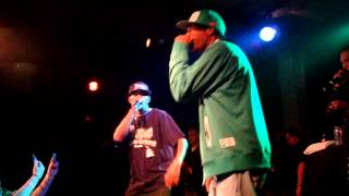 Bone Thugs-N-Harmony Concert-Crept And We Came (20th Anniversary Tour)