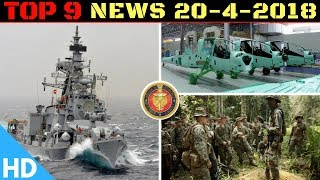 Video Indian Defence Updates : India Finalises Project 11356,Tata Boeing Apache Plant,India Malaysia Drill download MP3, 3GP, MP4, WEBM, AVI, FLV April 2018