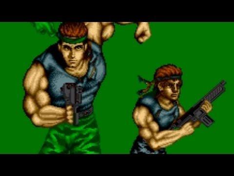 Midnight Resistance (Genesis) Playthrough - NintendoComplete