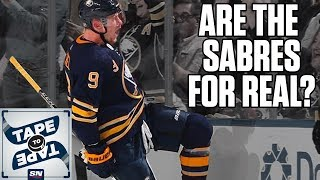 Are The Sabres For Real? & Other Early Season Surprises | Tape to Tape Podcast
