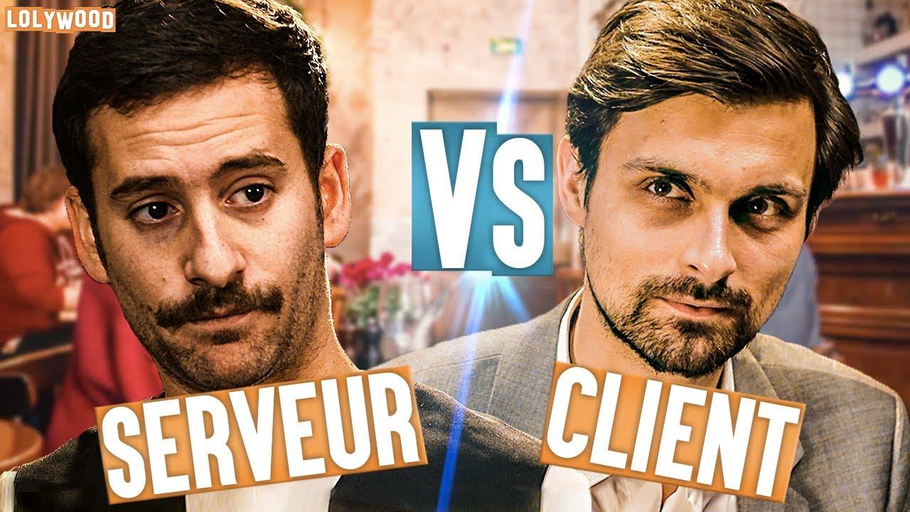Serveur VS Client