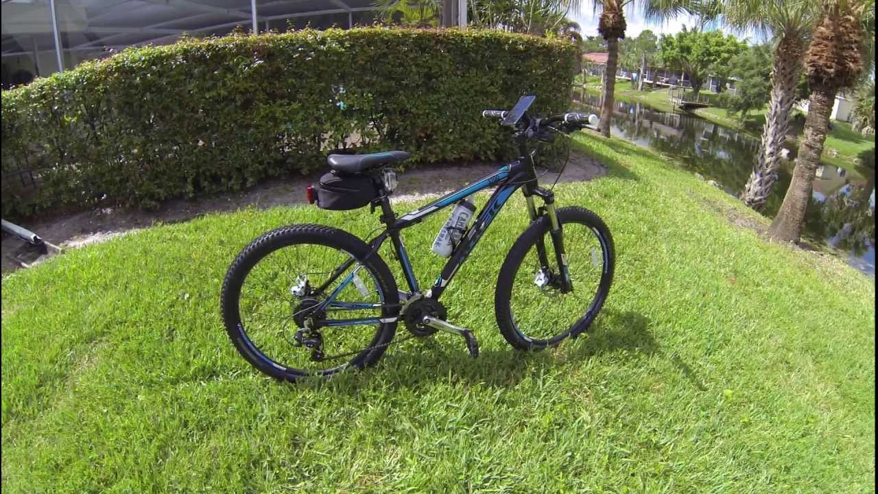 Обзор велосипеда TREK NAVIGATOR 3.0 WSD (2012) - YouTube