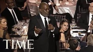 Bernard J. Tyson Toasts Paying Tribute To His Father At TIME 100 Gala   TIME 100   TIME