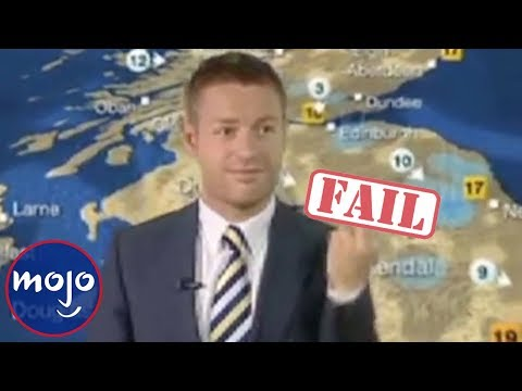 Top 10 British News Fails