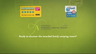 Aminess Maravea Camping Resort - the right choice for a relaxing family holiday in Croatia!