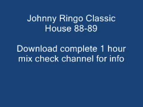Vol 2 3 4 johnny ringo classic house 88 89 youtube for Classic house mastercuts vol 3