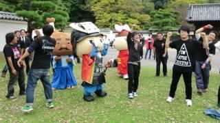 2016.11.20 丸亀城キャッスルフェスタにて きみともキャンディのライブ...
