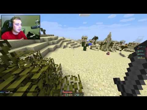JULE SURVIVAL GAMES!   Norsk Minecraft