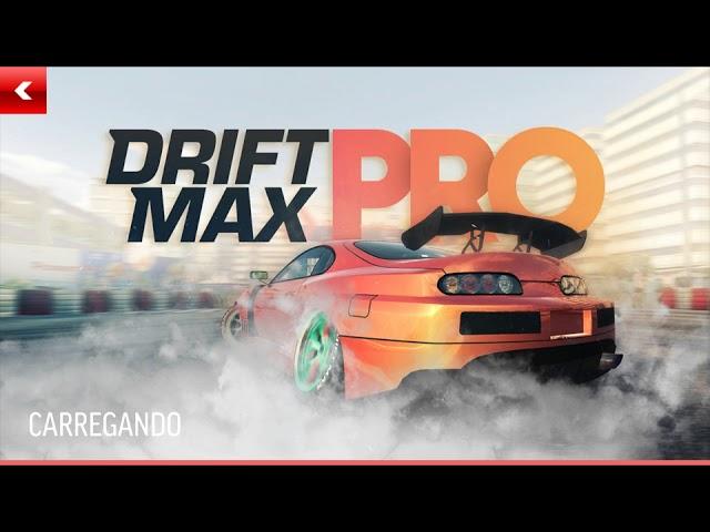 Gamiplay de DRIFT MAX PRO