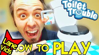 TOILET TROUBLE REVIEW