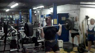 Reflex Clean and Push Press by Scott Schmidt