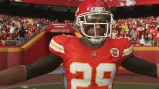 Madden 19 PS4 Pro Gameplay - Baltimore Ravens vs Kansas City Chiefs Madden NFL 19