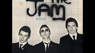 THE JAM - In The City (Full Album)