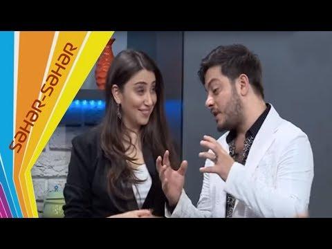 Damlaya həmkarından evlilik təklifi - Səhər-səhər - ARB TV