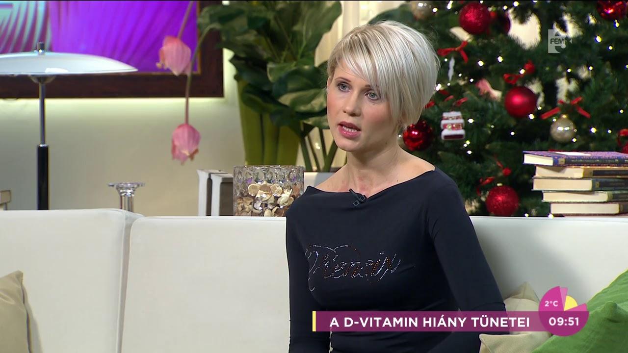 A D-vitamin hiány számos komoly betegség előfutára lehet - tv2.hu/fem3cafe