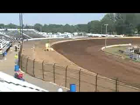 Video tour of the Kamp Motor Speedway, Boswell, In.