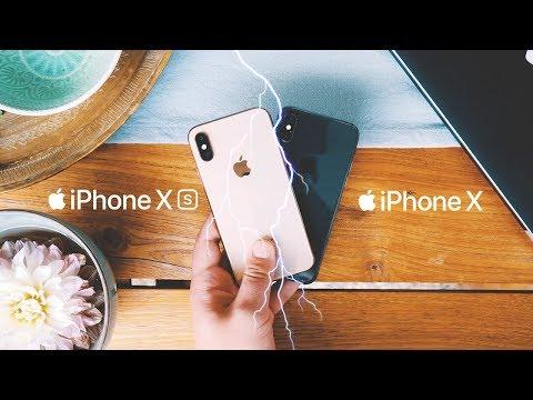 iPhone X vs Xs: Fast kein Unterschied? (Speedtest + FaceID vergleich)