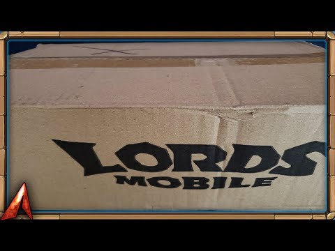 Whats In The Lords Mobile BOX!? Crazy Donation Train!