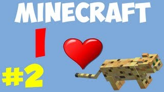 Minecraft: I LOVE CATS #2 - Where dem Spiders at?! Thumbnail