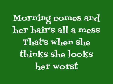 She Don't Know She's Beautiful - Sammy Kershaw (Lyrics)