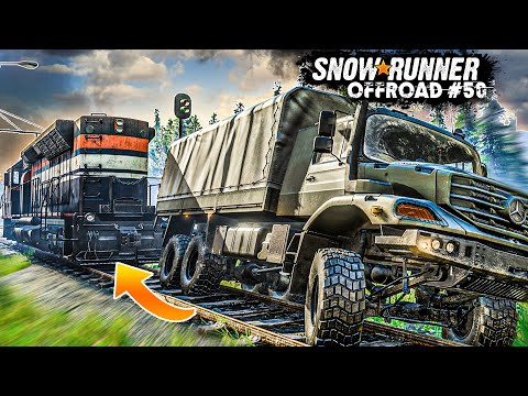 SNOWRUNNER #50: DIESELLOK