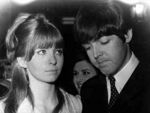 I Will Always Love You - Jane Asher & Paul McCartney