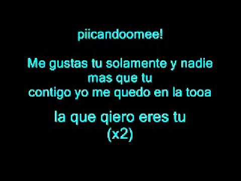 Me Gustas Tu Alex Fido With Lyrics Youtube
