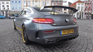 745HP RENNtech Mercedes-AMG C63 R Edition 1 with Akrapovic Exhaust!