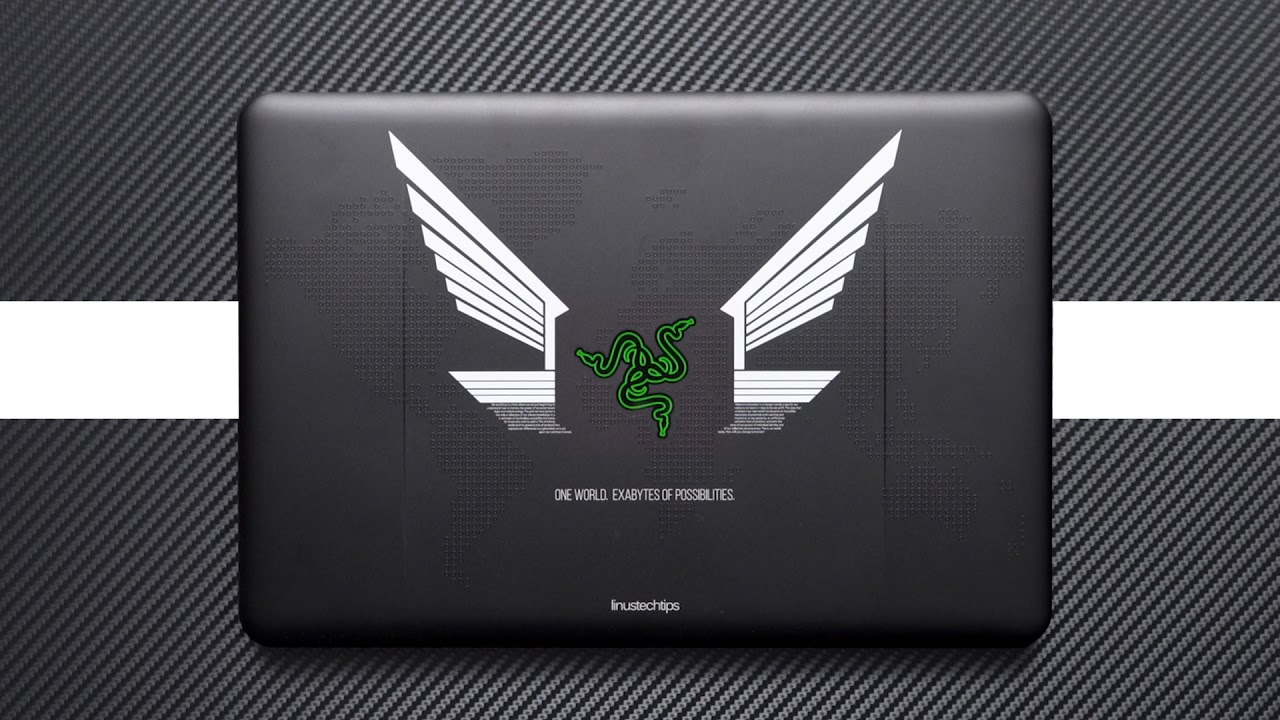 Razer Blade Late 2016 - It cost me $25,000