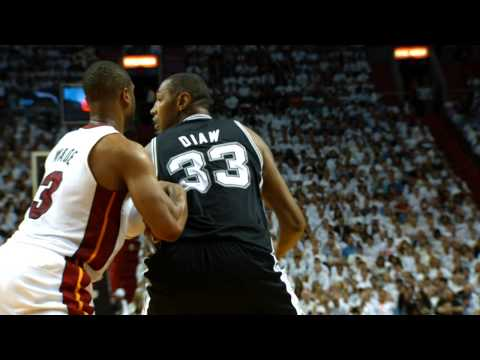 All-Angles: Boris Diaw's Behind the Back Pass
