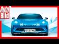 Zukunftsaussicht: Renault Alpine A110 (2017) - Eine Legende kehrt zurück