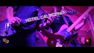 """Hotel California""    (Just Duty Free-Liveband)"