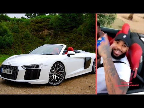 "The Game Buys New ""2018 Audi R8"" Car In Dubai Speaks On 6ix9ine Saying ""I'm Clout Chasing How?"""