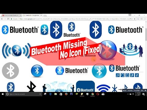 Bluetooth Not Show Not Working Yellow Sign No Icon How To Solve It