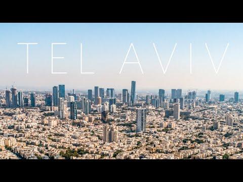 TEL AVIV DRONE 4K (2020)