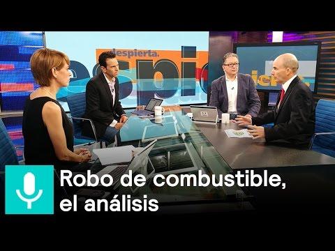 Director de Pemex, habla en Despierta sobre robo de combustible - Despierta con Loret