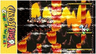 Yoshi's New Isle (Demo) (2004) | Super Mario World 2: Yoshi's Island Hack