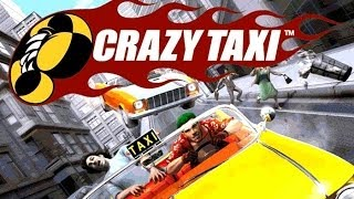 "Crazy Taxi [German]: ""You Lousy Driver!"""