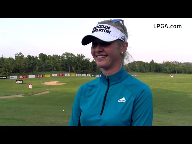Jessica Korda Talks Third Round of the 2019 Buick LPGA Shanghai