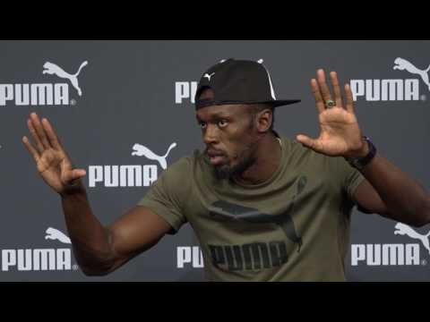 Puma Celebrates Usain Bolt's Journey And Final Race #ForeverFastest