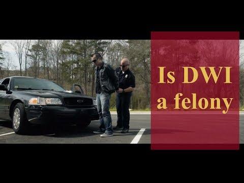 Is DWI a felony? | Pennsylvania Criminal Defense & Personal Injury Lawyers