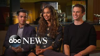 Behind the scenes of Netflix's '13 Reasons Why'